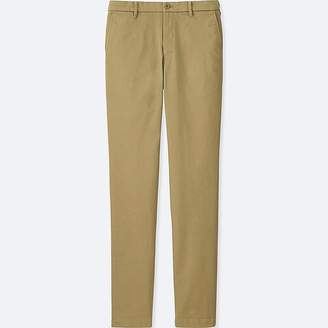 Uniqlo Men's Ultra Stretch Skinny Chino Flat-front Pants