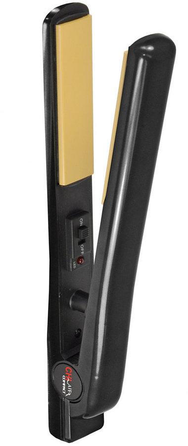 """Chi Home CA1087F Flat Iron, 3/4"""" Ceramic Mini Dual Voltage"""