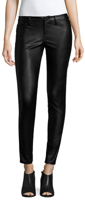 Blank NYC 5 Pocket Faux Leather Skinny Pant