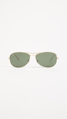 Ray-Ban RB3362 Cockpit Aviator Sunglasses