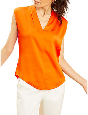Fenn Wright Manson Martha Top, Orange