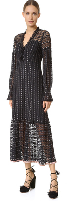 Nanette Lepore Rhapsody Dress $498 thestylecure.com