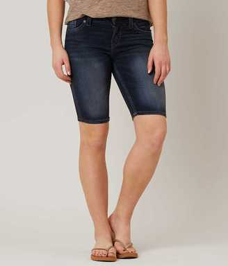 Silver Suki Bermuda Stretch Short $59 thestylecure.com