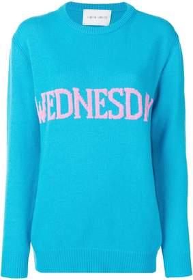 Alberta Ferretti Wednesday sweater
