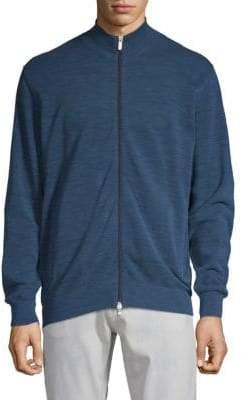 Paul & Shark Zip Cotton Jacket