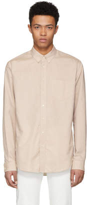 BEIGE Schnaydermans Oxford Summer One Shirt