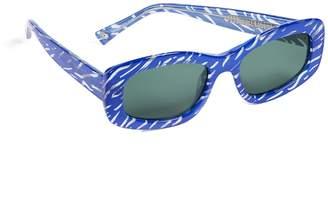Le Specs x Double Rainbouu Five Star Sunglasses