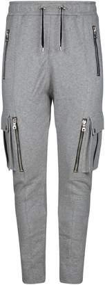 Balmain Cotton Utility Sweatpants