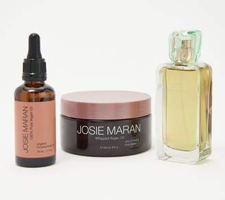 Josie Maran Argan Oil Body Butter & Fragrance Collection