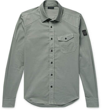 Belstaff Stretch-Cotton Shirt