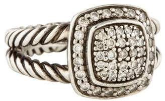 David Yurman Diamond Petite Albion Ring