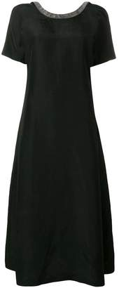 Fabiana Filippi flared midi dress