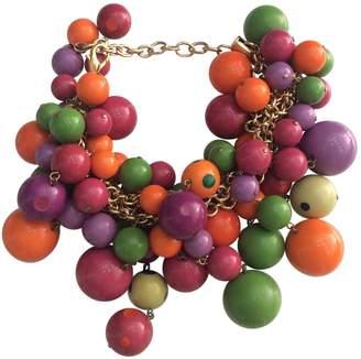Gianni Versace Multicolour Plastic Bracelet