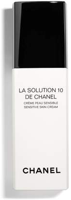 Chanel La Solution 10 De Sensitive Skin Cream