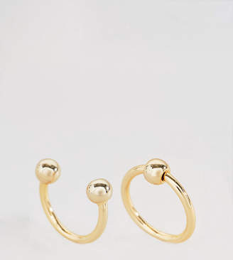 Cheap Monday Pierced Rings