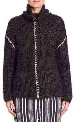 Altuzarra Turtleneck Long Sleeve Sweater