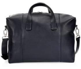 Emporio Armani Leather Travel Bag