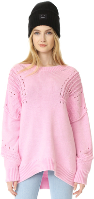 Wildfox Corone Sweater $198 thestylecure.com
