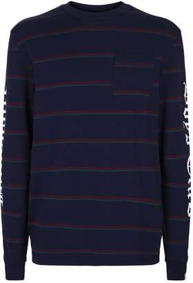 Billionaire Boys Club Striped Pocket Chest Top