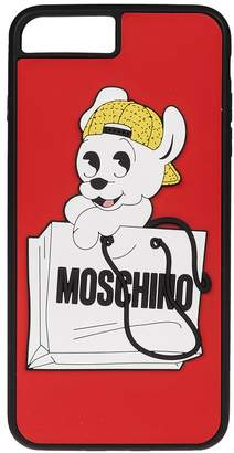 Moschino Pudge & Logo Print Iphone 6+/7+ Case