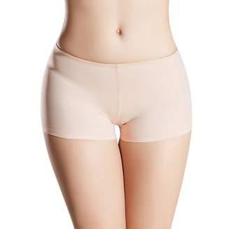 cd59b409b YUENA CARE Women s Butt Lifter Shapewear Padded Panties Enhancer Underwear