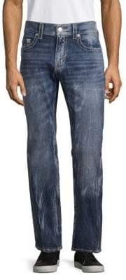 True Religion Whiskered Straight Jeans