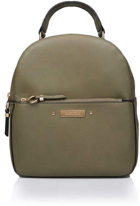 Carvela BLAKE ZIP FRONT BACKPACK