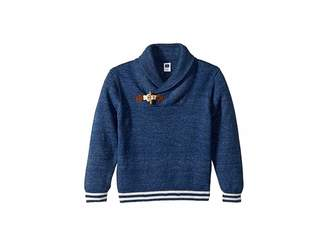 Janie and Jack Shawl Collar Pullover (Toddler/Little Kids/Big Kids)