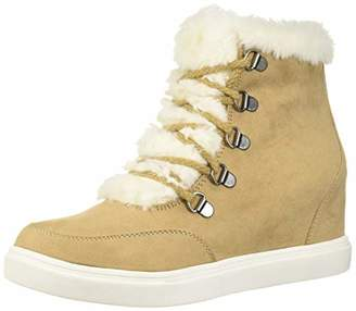 Madden-Girl Women's Pulley Ankle Boot