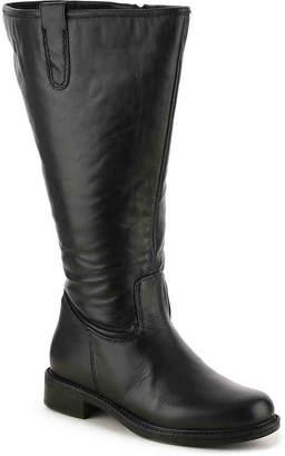 David Tate Bobbie 20 Wide Calf Riding Boot - Women's