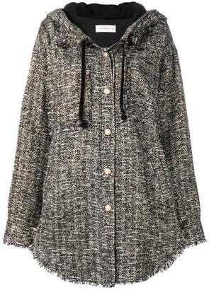 Faith Connexion oversized tweed jacket