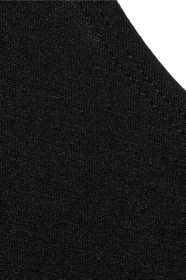 LnA Eva modal-blend jersey maxi dress