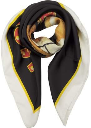 45011ce5f9 Moschino Silk Scarves & Wraps For Women - ShopStyle Australia
