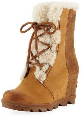 Sorel Joan of Arctic Waterproof Wedge Boots