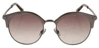Jimmy Choo Hally Cat-Eye Sunglasses
