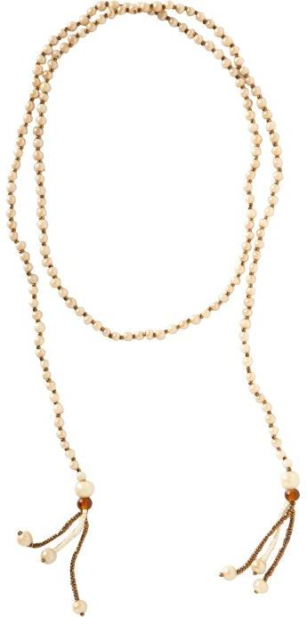 Women's Long Beaded Lariat Necklaces