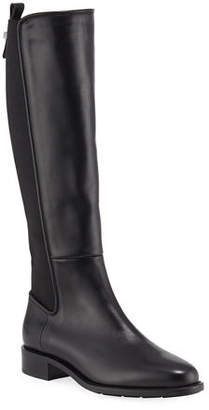 Aquatalia Nastia Tall Leather Riding Boots