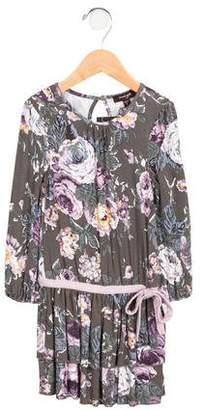 Imoga Girls' Phoebe Floral Dress w/ Tags