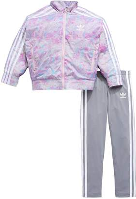 adidas Younger Girl Sweat & Legging Set