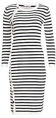 Altuzarra Women's Stripe Knit Dress