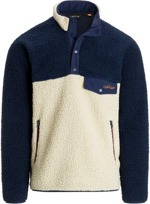 Orvis Sherpa Fleece Snap Front Jacket - Men's
