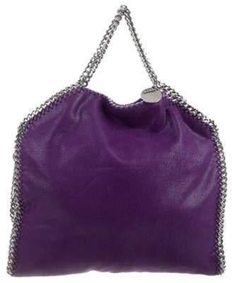 Stella McCartney Large Falabella Tote Purple Large Falabella Tote