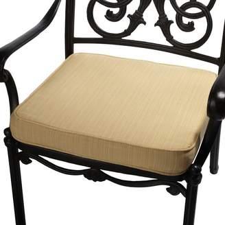 Mercury Row Indoor/Outdoor Sunbrella Dining Chair Seat Cushion