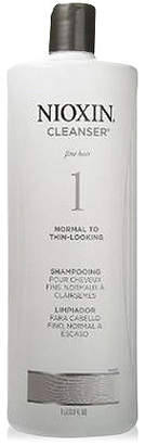 Nioxin System 1 Cleanser, 10-oz, from Purebeauty Salon & Spa