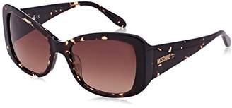 Moschino Women's Eye Sunglasses