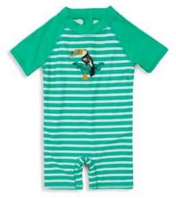 Floatimini Baby Boy's One-Piece Seal Swimsuit