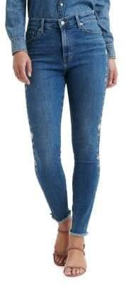 Lucky Brand Bridget High-Rise Skinny Jeans