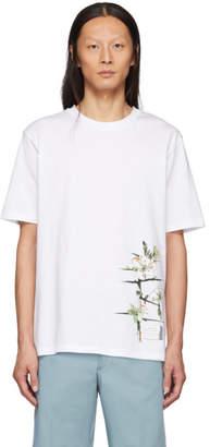 Loewe White Botanical T-Shirt