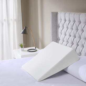 SLEEP PHILOSOPHY Sleep Philosophy Wedge Memory Foam Pillow