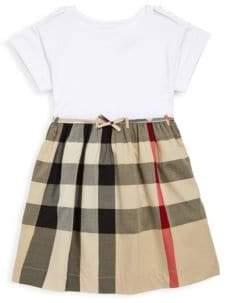 Burberry Toddler's& Little Girl's Rhonda Cotton Dress
